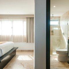 Отель Costa Fina Oceanview Penthouse Мексика, Плая-дель-Кармен - отзывы, цены и фото номеров - забронировать отель Costa Fina Oceanview Penthouse онлайн комната для гостей фото 4