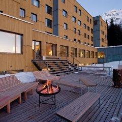 Отель Youth Hostel St. Moritz Швейцария, Санкт-Мориц - отзывы, цены и фото номеров - забронировать отель Youth Hostel St. Moritz онлайн фото 6