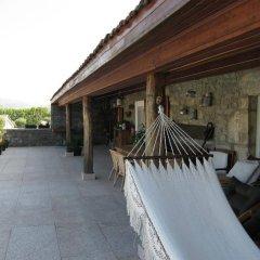 Отель Quinta De Tourais Ламего вид на фасад