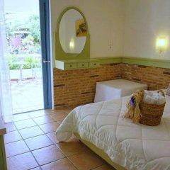 Отель Saronis Hotel Греция, Агистри - отзывы, цены и фото номеров - забронировать отель Saronis Hotel онлайн комната для гостей фото 4