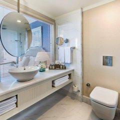 Rixos Downtown Antalya Турция, Анталья - 7 отзывов об отеле, цены и фото номеров - забронировать отель Rixos Downtown Antalya онлайн ванная