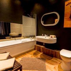 Отель Le Vénitien Бельгия, Льеж - отзывы, цены и фото номеров - забронировать отель Le Vénitien онлайн ванная