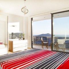Villa Ela Турция, Калкан - отзывы, цены и фото номеров - забронировать отель Villa Ela онлайн комната для гостей фото 3