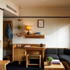 Отель Freehand New York США, Нью-Йорк - отзывы, цены и фото номеров - забронировать отель Freehand New York онлайн комната для гостей