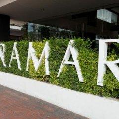Miramar Hotel фитнесс-зал