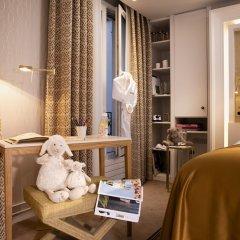 Отель Madison Hôtel by MH Франция, Париж - отзывы, цены и фото номеров - забронировать отель Madison Hôtel by MH онлайн фото 16