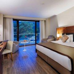 Nirvana Lagoon Villas Suites & Spa Турция, Бельдиби - 3 отзыва об отеле, цены и фото номеров - забронировать отель Nirvana Lagoon Villas Suites & Spa онлайн комната для гостей фото 4