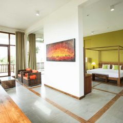 Отель Minn Gee Resort Passikuda комната для гостей