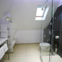 Отель Uhland Германия, Мюнхен - отзывы, цены и фото номеров - забронировать отель Uhland онлайн ванная фото 2