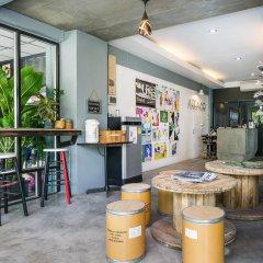 Отель Area 69 Don Muang Maison развлечения