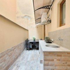 Отель Santa Croce Cathedral Италия, Флоренция - отзывы, цены и фото номеров - забронировать отель Santa Croce Cathedral онлайн ванная