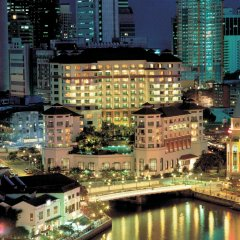 Отель Swissotel Merchant Court Singapore фото 12