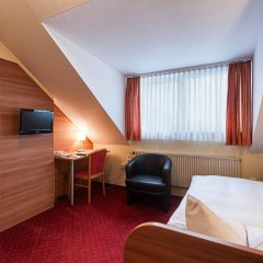 Hotel Garni Nuernberger Trichter комната для гостей