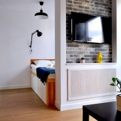 Апартаменты Panda Apartments Grzybowska Modern комната для гостей фото 3