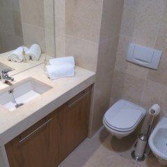 Отель Charming apartament - 2bedrooms & Garage Португалия, Лиссабон - отзывы, цены и фото номеров - забронировать отель Charming apartament - 2bedrooms & Garage онлайн ванная фото 2
