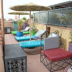 Отель Riad Assalam Марокко, Марракеш - отзывы, цены и фото номеров - забронировать отель Riad Assalam онлайн бассейн