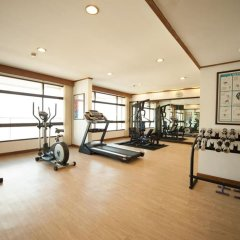 Отель Pinnacle Lumpinee Park Бангкок фитнесс-зал фото 3