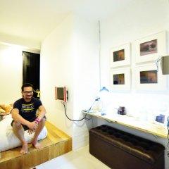 Отель Pyat Music and Artel Таиланд, Бангкок - отзывы, цены и фото номеров - забронировать отель Pyat Music and Artel онлайн сауна
