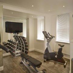 Отель Citadines South Kensington London Великобритания, Лондон - отзывы, цены и фото номеров - забронировать отель Citadines South Kensington London онлайн фитнесс-зал