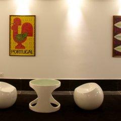 Отель Da Estrela Лиссабон фитнесс-зал