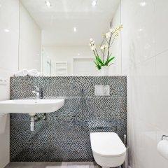 Отель Apartamenty Design Centrum ванная