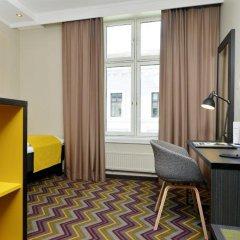 Отель Scandic Oslo City Норвегия, Осло - 1 отзыв об отеле, цены и фото номеров - забронировать отель Scandic Oslo City онлайн удобства в номере