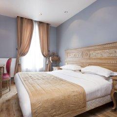 Отель Hôtel de Bellevue Paris Gare du Nord комната для гостей