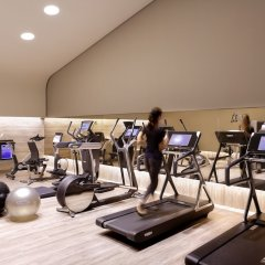 Отель Crowne Plaza Barcelona - Fira Center фитнесс-зал фото 3