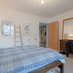 Отель Modern 1 Bedroom Apartment in Central Location Великобритания, Лондон - отзывы, цены и фото номеров - забронировать отель Modern 1 Bedroom Apartment in Central Location онлайн комната для гостей фото 5
