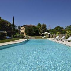 Отель Villa Sabolini бассейн