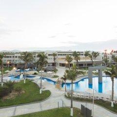 Отель Holiday Inn Resort Los Cabos Все включено Мексика, Сан-Хосе-дель-Кабо - отзывы, цены и фото номеров - забронировать отель Holiday Inn Resort Los Cabos Все включено онлайн балкон