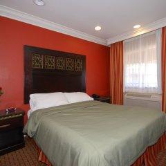 Отель Rodeway Inn Near La Live Хантингтон-Парк комната для гостей фото 3