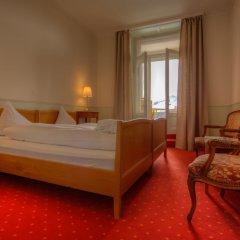 Отель Snow & Mountain Resort Schatzalp Швейцария, Давос - отзывы, цены и фото номеров - забронировать отель Snow & Mountain Resort Schatzalp онлайн комната для гостей фото 4