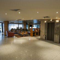 Américas Benidorm Hotel интерьер отеля