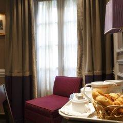 Отель Elysées Hôtel в номере