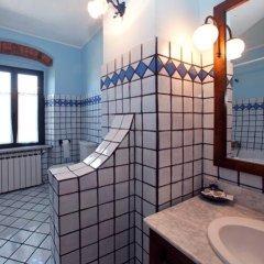 Отель Vecchia Locanda Сарцана ванная