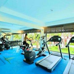 Отель Silk Sense Hoi An River Resort фитнесс-зал фото 2