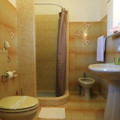 Отель Bed and Breakfast La Villa Пресичче ванная фото 2