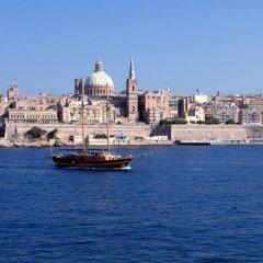 Отель Fortina Мальта, Слима - 1 отзыв об отеле, цены и фото номеров - забронировать отель Fortina онлайн приотельная территория фото 2