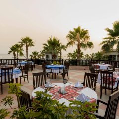 Holiday Garden Hotel Alanya Турция, Окурджалар - отзывы, цены и фото номеров - забронировать отель Holiday Garden Hotel Alanya онлайн питание фото 3