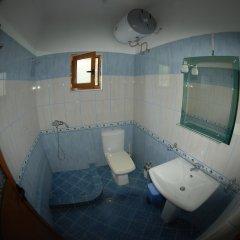 Отель Natural Holiday Houses Албания, Ксамил - отзывы, цены и фото номеров - забронировать отель Natural Holiday Houses онлайн ванная фото 2
