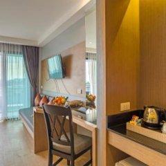 Отель AVA Sea Resort удобства в номере фото 3