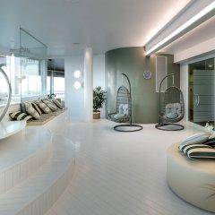 Отель Savoia Hotel Rimini Италия, Римини - 7 отзывов об отеле, цены и фото номеров - забронировать отель Savoia Hotel Rimini онлайн фитнесс-зал фото 4