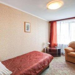 Гостиница Орбита Стандартный номер с двуспальной кроватью фото 48