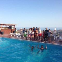Отель B&B Montemare Агридженто бассейн фото 2