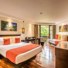Отель Warwick Fiji Фиджи, Вити-Леву - отзывы, цены и фото номеров - забронировать отель Warwick Fiji онлайн комната для гостей
