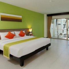 Отель Kata Sea Breeze Resort 3* Стандартный номер с различными типами кроватей фото 3