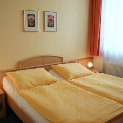 Отель Flora Чехия, Марианске-Лазне - отзывы, цены и фото номеров - забронировать отель Flora онлайн комната для гостей фото 3