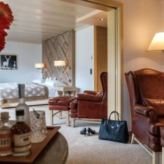 Tschuggen Grand Hotel Arosa удобства в номере фото 2