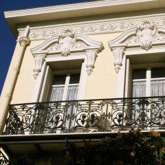Отель Appart 'hôtel Villa Léonie Франция, Ницца - отзывы, цены и фото номеров - забронировать отель Appart 'hôtel Villa Léonie онлайн балкон